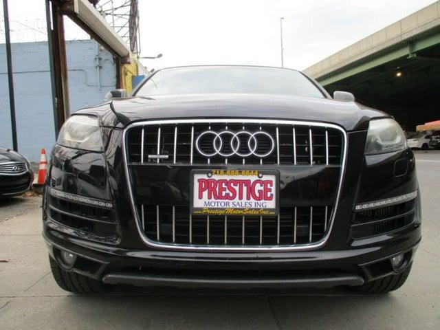 2010 Audi Q7 3.0 TDI quattro Premium Plus AWD