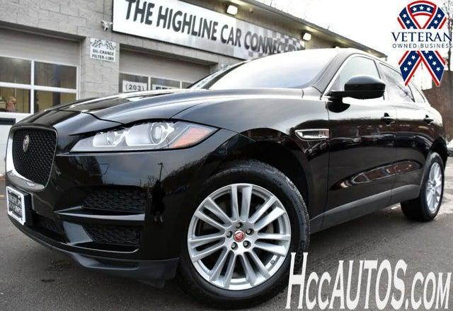 2019 Jaguar F-PACE 30t Prestige AWD