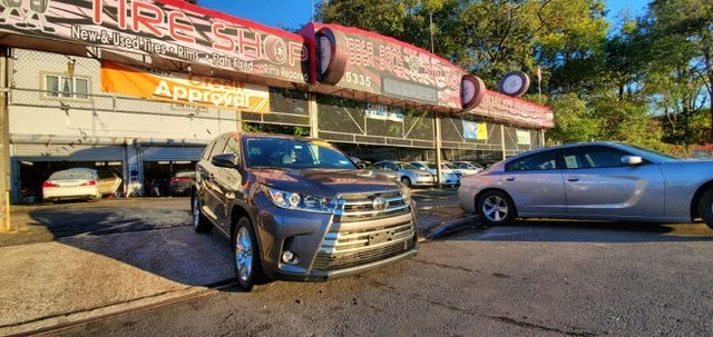 2019 Toyota Highlander Limited Platinum AWD