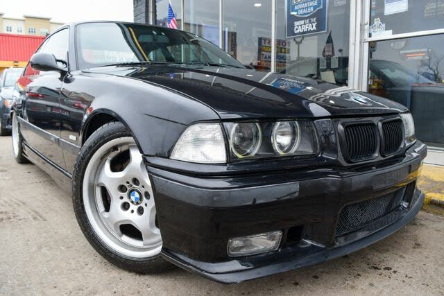 1999 BMW M3 Coupe RWD