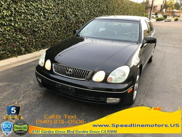 2002 Lexus GS 430 430 RWD