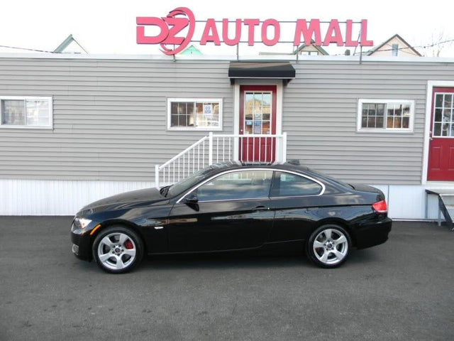 2008 BMW 3 Series 335xi Coupe AWD