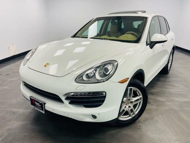2013 Porsche Cayenne S AWD