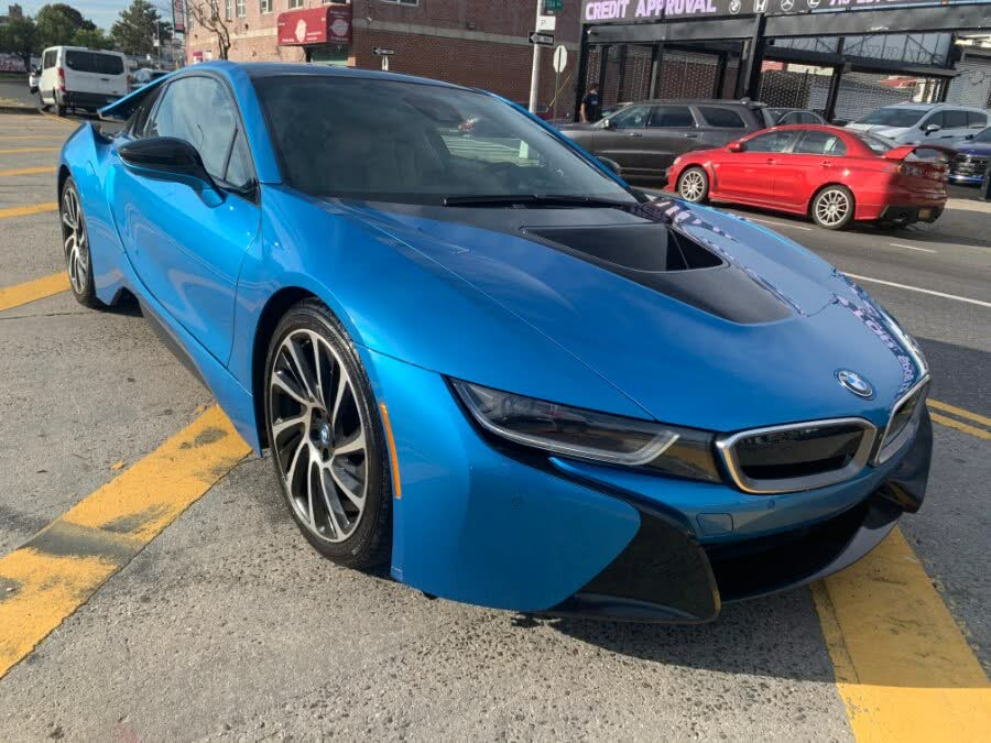2014 Bmw I8 For Sale In New York Ny Cargurus