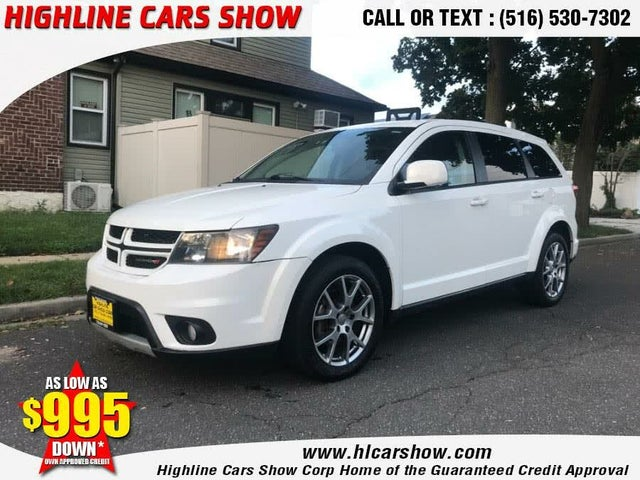 2015 Dodge Journey R/T FWD