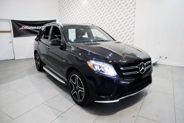 2018 Mercedes-Benz GLE-Class GLE AMG 43 4MATIC