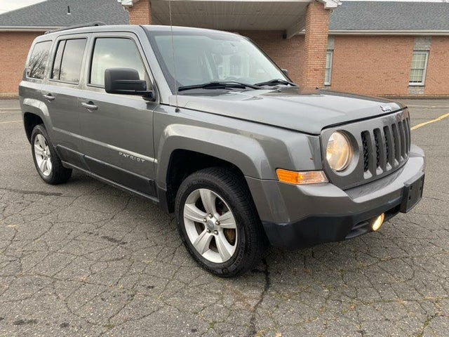 2013 Jeep Patriot Latitude 4WD