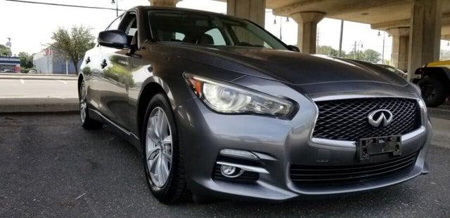 2015 INFINITI Q50 3.7 Premium AWD