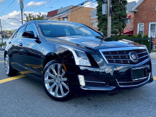 2013 Cadillac ATS 2.0T Premium AWD