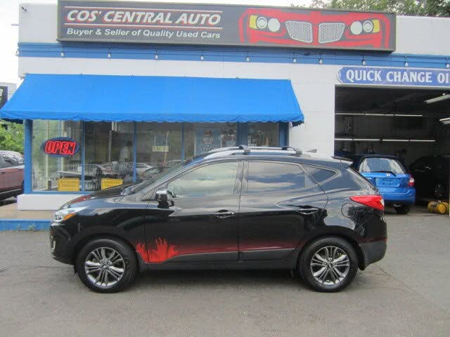 2014 Hyundai Tucson The Walking Dead Edition AWD