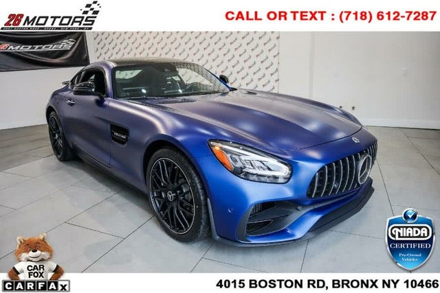2020 Mercedes-Benz AMG GT Coupe RWD