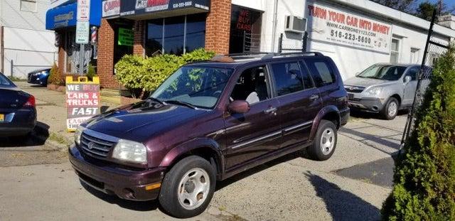2002 Suzuki XL-7 Plus 4WD