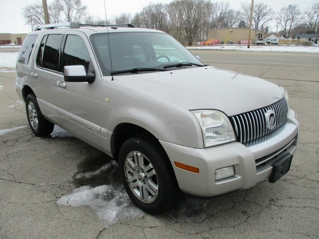 2008 Mercury Mountaineer V8 Premier AWD