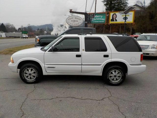 1999 GMC Jimmy 4 Dr SLT 4WD SUV