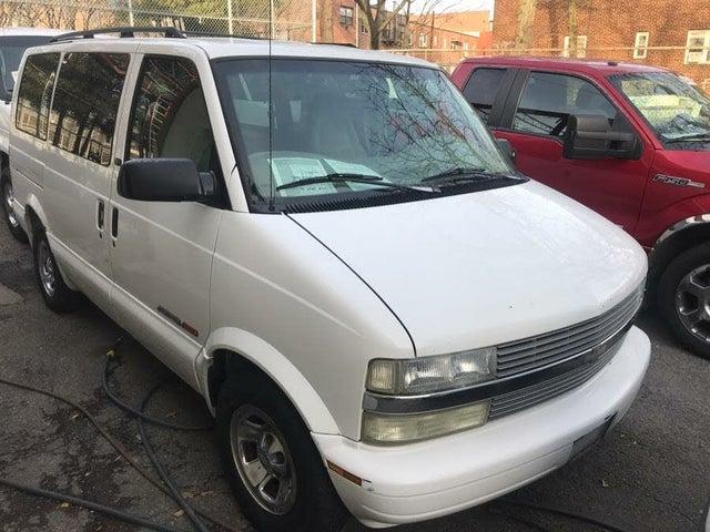 2002 Chevrolet Astro LT Extended AWD