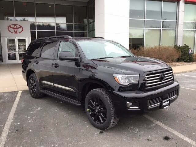 2021 Toyota Sequoia Nightshade 4WD