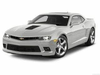 2014 Chevrolet Camaro 2SS Coupe RWD