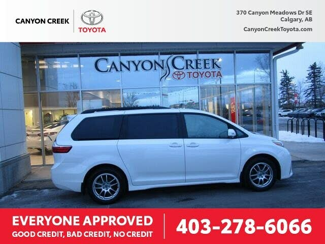 2018 Toyota Sienna Limited 7-Passenger AWD