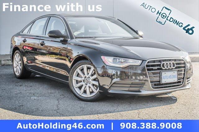 2013 Audi A6 3.0T quattro Premium Plus Sedan AWD