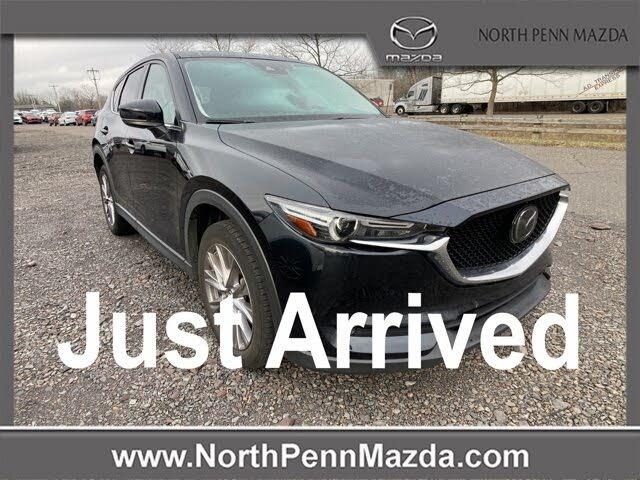 2020 Mazda CX-5 Grand Touring AWD