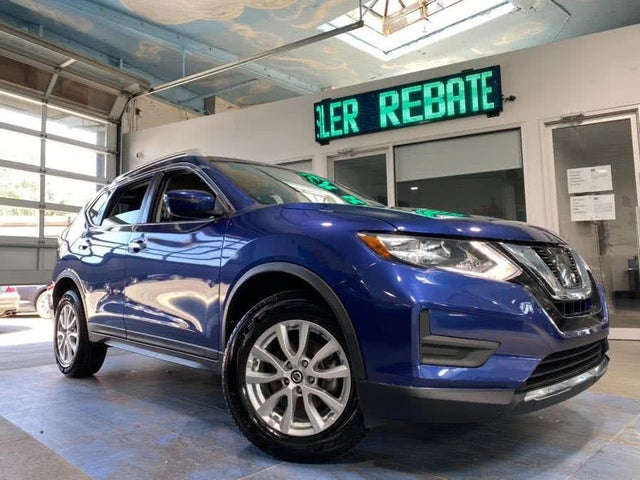 2017 Nissan Rogue 2017.5 SV AWD