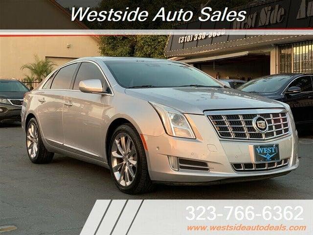 2014 Cadillac XTS Platinum FWD