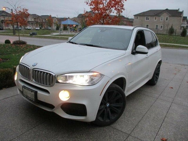 2016 BMW X5 xDrive40e AWD