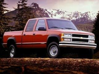 2000 Chevrolet C/K 3500 Crew Cab RWD
