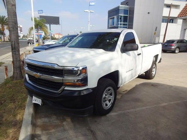 2016 Chevrolet Silverado 1500 Work Truck RWD