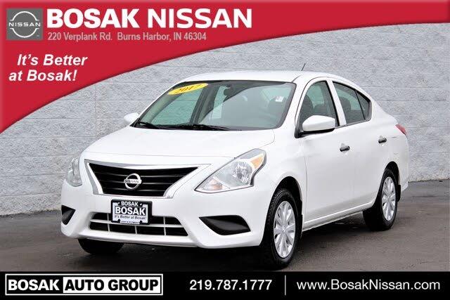 2017 Nissan Versa S