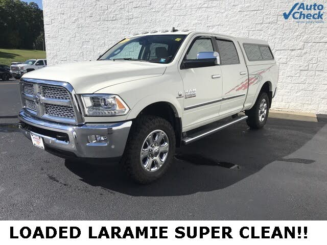 2017 RAM 2500 Laramie Crew Cab 4WD