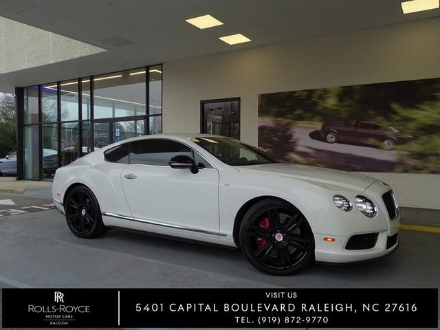 2014 Bentley Continental GT V8 S AWD