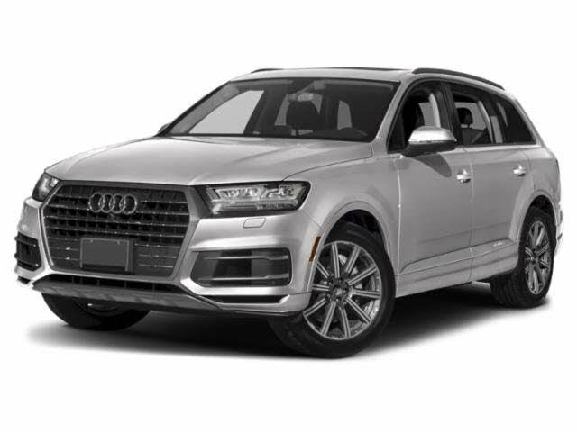 2019 Audi Q7 3.0T quattro Premium Plus AWD