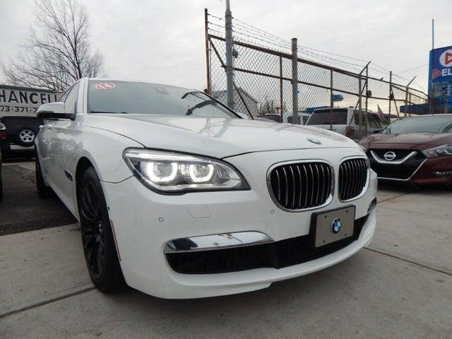 2014 BMW 7 Series 750Li RWD