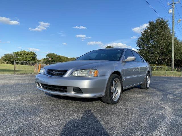 2000 Acura TL 3.2 FWD