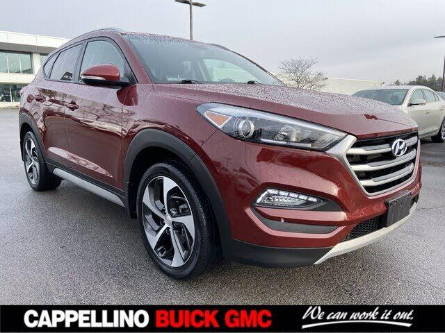 2018 Hyundai Tucson 2.4L Sport AWD