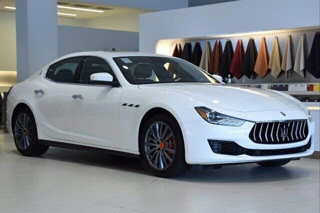 2020 Maserati Ghibli S Q4 3.0L AWD