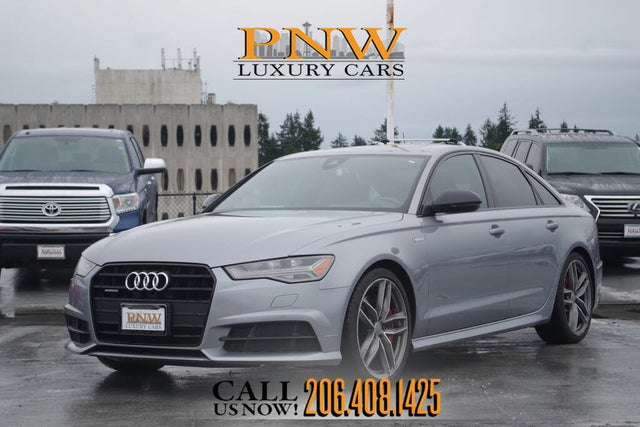 2017 Audi A6 3.0T quattro Competition Prestige Sedan AWD