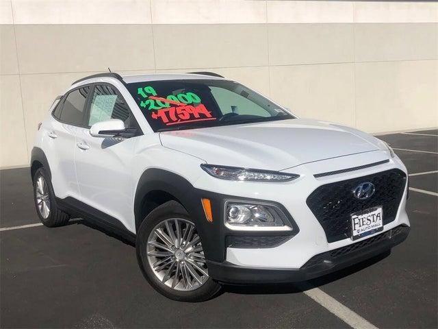 2019 Hyundai Kona SEL FWD