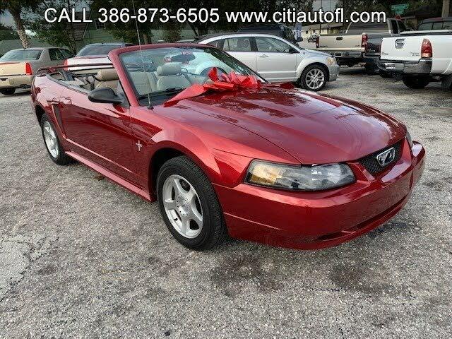 2003 Ford Mustang Convertible RWD