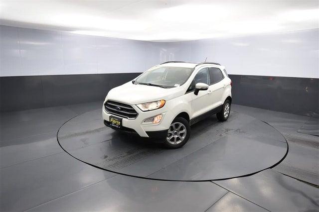 2020 Ford EcoSport SE AWD