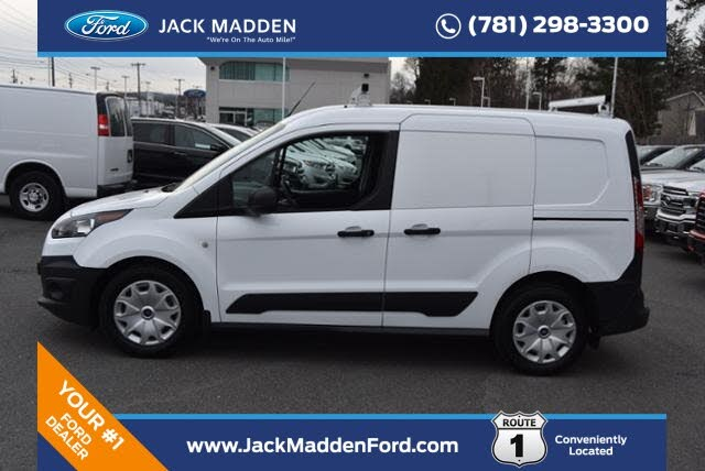 2017 Ford Transit Connect Cargo XL FWD with Rear Liftgate