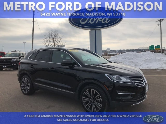 2017 Lincoln MKC Black Label AWD