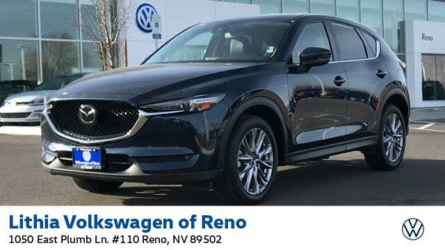 2020 Mazda CX-5 Grand Touring AWD