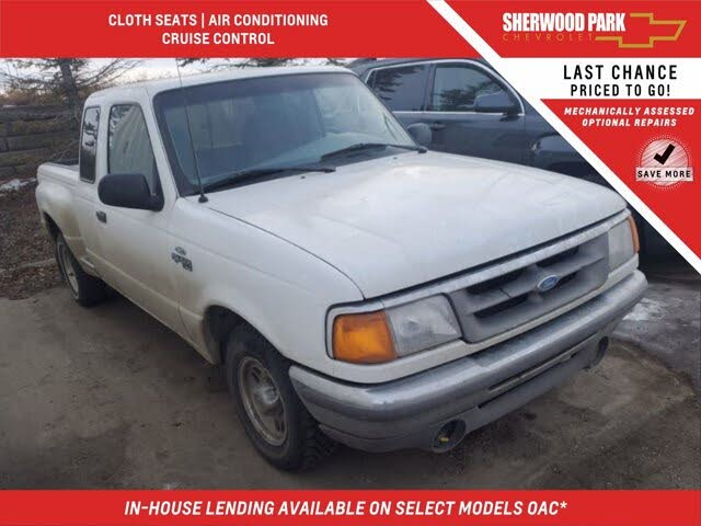 1996 Ford Ranger XLT Extended Cab SB