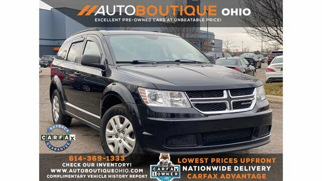 2017 Dodge Journey SE AWD