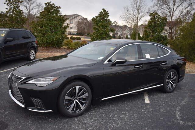 2021 Lexus LS 500 RWD