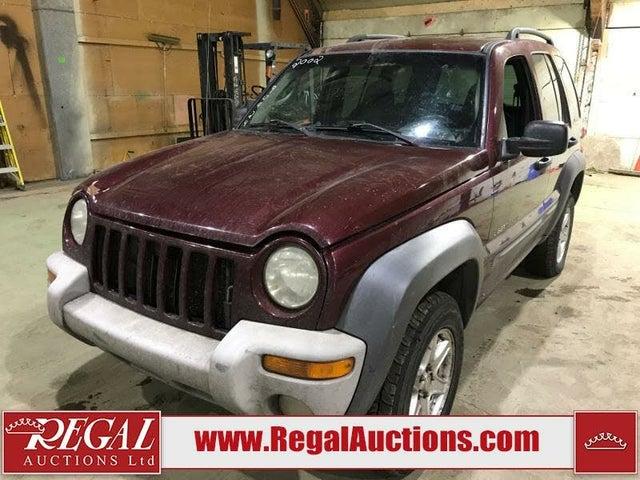 2002 Jeep Liberty Sport 4WD