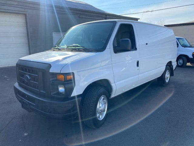 2012 Ford E-Series E-150 Cargo Van
