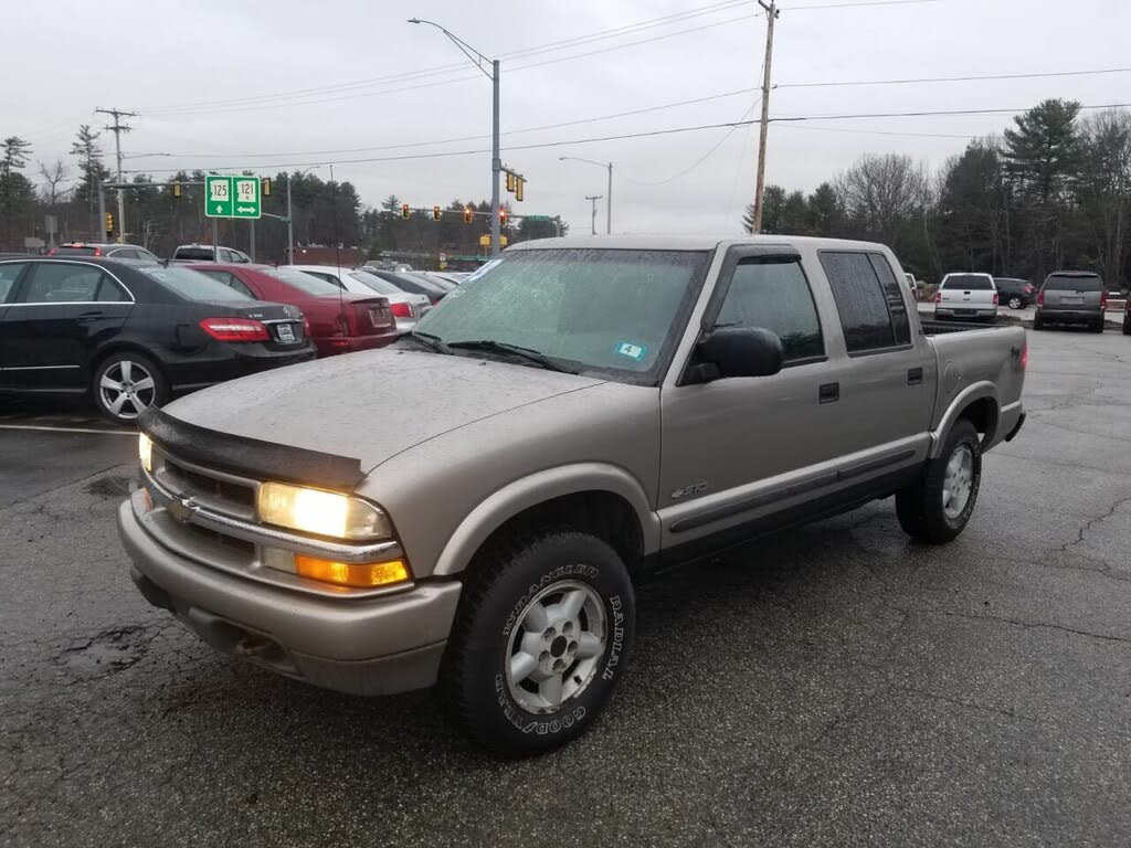 Used Chevrolet S 10 For Sale Cargurus